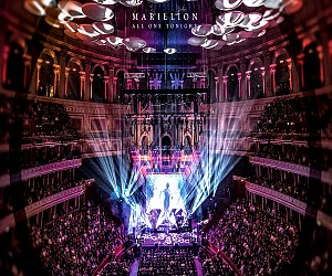 Marillion - All One Night-Live At Royal Albert Hall [LP Box] (4vinyl)