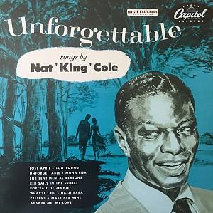 Nat King Cole - Unforgettable [180g LP] (vinyl)
