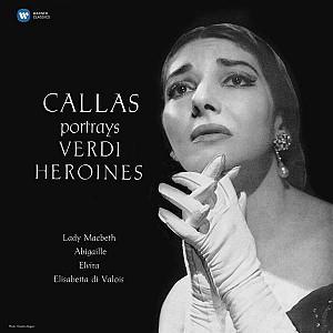 Callas Maria - Callas Portrays:Verdi Heroines [LP] (vinyl)