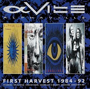 Alphaville - First Harvest 1984-1992 [Best Of] (cd)
