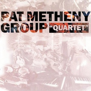 PAT METHENY GROUP - Quartet (cd)