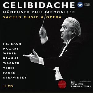 Sergiu Celibidache - Celibidache 4: Sacred Music & Opera [Box] (11cd)