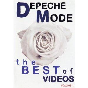 Depeche Mode - The Best Of Depeche Mode Vol.1 (dvd)