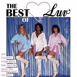 Luv - Best Of Luv [remaster] (cd)