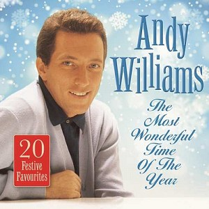Andy Williams - The Most Wonderful Time Of The Year (cd)