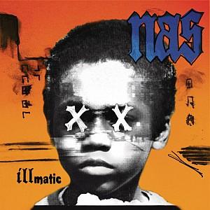 Nas - Illmatic XX [LP remaster 2014] (vinyl)