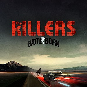 Killers The - Battle Born [180g LP] (2vinyl)