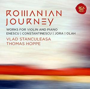 STANCULEASA VLAD & THOMAS HOPPE - Romanian Journey (cd)