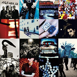 U2 - Achtung Baby [20th Anniv. Ed. Remaster] (cd)