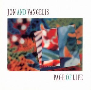 JON & VANGELIS - Page Of Life [remastered] (cd)