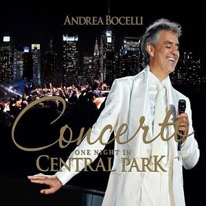 Andrea Bocelli - Concerto:One Night In Central Park [Licenta] (dvd)