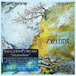 Tangerine Dream - Cyclone [New Remastered 2019] (cd)