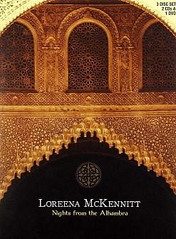 Loreena McKennitt - Nights From The Alhambra (dvd+2cd)