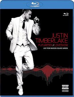 Justin Timberlake - Future Sex/Loveshow (blu-ray)
