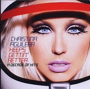 Christina Aguilera - Keeps Gettin Better - A Decade Of Hits (cd)