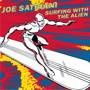 Joe Satriani - Surfing With The Alien [remastered] (cd)