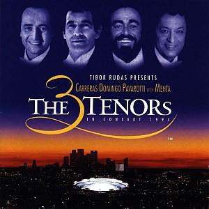 Carreras/Domingo/Pavarotti - 3 Tenors In Concert 1994 (cd)