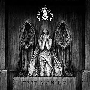 Lacrimosa - Testimonium (cd)