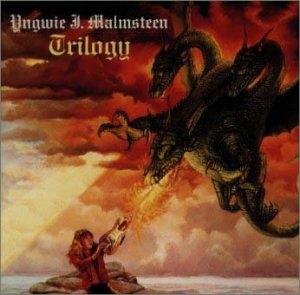 Yngwie Malmsteen - Trilogy (cd)