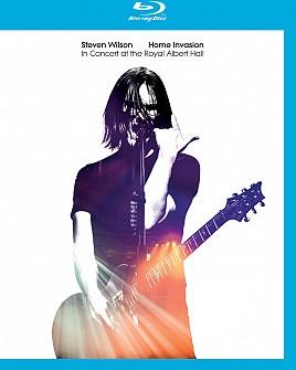Steven Wilson - Steven Wilson Home Invasion: Live At The RAH (blu-ray)