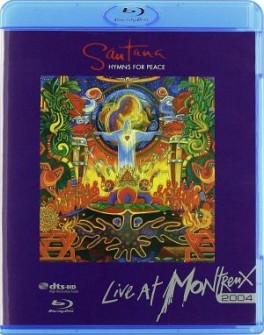 Santana - Hymn For Peace (blu-ray)