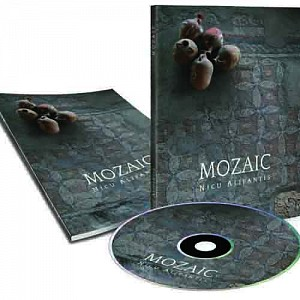Nicu Alifantis - Mozaic (cd+carte)