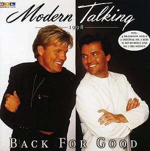 Modern Talking - Back For Good (cd)