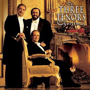 Domingo/Pavarotti/Carreras - The Three Tenors Christmas (Cd)