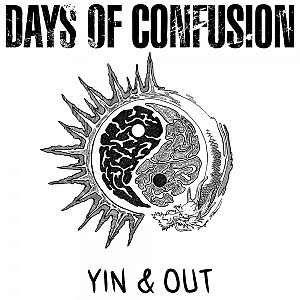 DAYS OF CONFUSION - Yin & Out [Delux ed. Digipack] (cd)