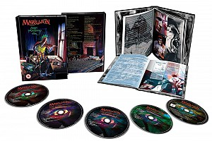 Marillion  - Script For A Jester's Tear [Deluxe Edition 5.1 mix] (4cd+ blu-ray-A)