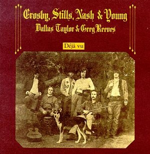 Crosby/Stills/Nash/Young - Deja Vu [remastered] (cd)