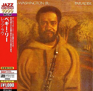 Grover Washington Jr. - Paradise [Japan edition] (cd)