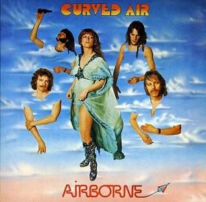 Curved Air - Airborne [+1bonus track] (cd)