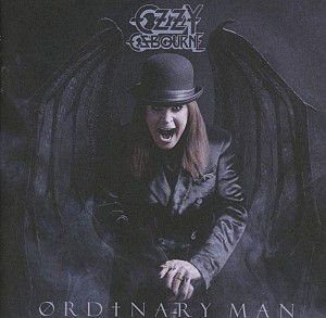 Ozzy Osbourne - Ordinary Man (cd)