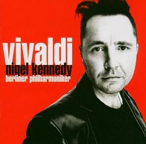 NIGEL KENNEDY - Vivaldi - Four Seasons (cd)