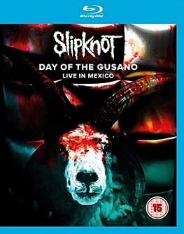 Slipknot - Day Of The Gusano (blu-ray)