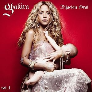 Shakira - Fijacion Oral Vol.1 (cd)