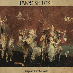 PARADISE LOST - Symphony For The Lost [Deluxe ed + booklet] (2cd+dvd)