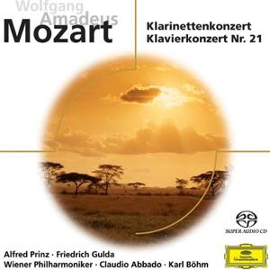 MOZART WOLFGANG A. - Konzert Fuer Klarinette (sacd)