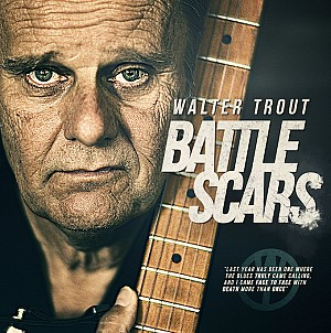 Walter Trout - Battle Scars (cd)