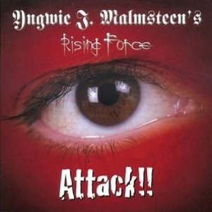 Yngwie Malmsteen - Attack [re-issue] (cd)