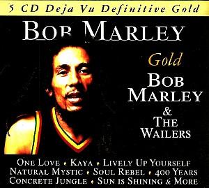 Bob Marley & The Wailers - Gold [Boxset] (5cd)
