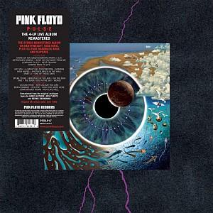 Pink Floyd - P U L S E [Deluxe Boxset LP 2018] (4vinyl)