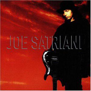 JOE SATRIANI - JOE SATRIANI (cd)