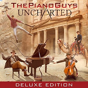 Piano Guys The - Uncharted [Deluxe Edition] (cd+dvd)