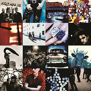 U2 - Achtung Baby (cd)