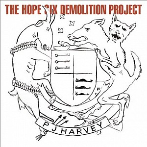 PJ HARVEY - The Hope Six Demolition Project [180g LP] (vinyl)