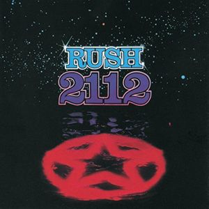 RUSH - 2112 [180g LP Hologram Edition] (vinyl)