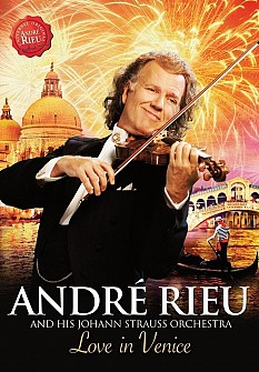 ANDRE RIEU - Love In Venice-10th Anniversary Concert (dvd)