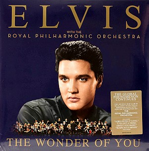 Elvis Presley - The Wonder Of You:Elvis Presley with RPO [LP] (2vinyl)